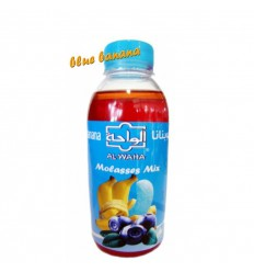 Blue Banana, 250ml, melasa Al Waha