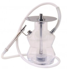 Vodní dýmka Oduman N3 clear