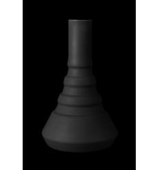 Váza pro vodní dýmky Kaya Black Neon 630CE