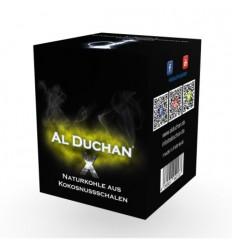 Kokosové uhlíky Al Duchan X 1 kg