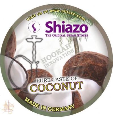SHIAZO minerální kamínky kokos - 100g