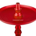 Vodní dýmka Hookah Flame Shisha Divine, červená