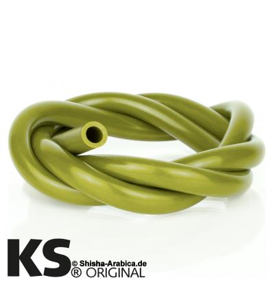 Hadice silikonová 150 cm Zelená
