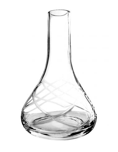 Váza pro vodní dýmky Kaya Clear Graver I