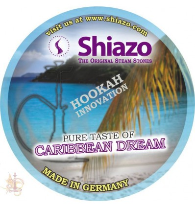 Shiazo minerální kamínky Karibský sen...